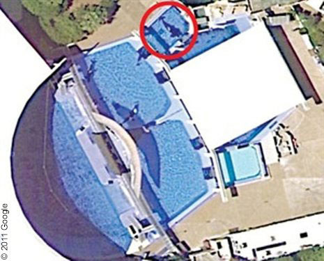 Tilikum Sea World Arial View