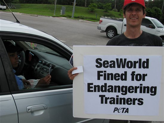 This SeaWorld San Antonio employee was shocked to learn about the violations that led to the OSHA fine.